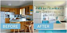 Kitchen Transformations Before And After by Kitchen Makeovers Best Kitchen Transformations