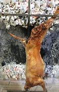 Image result for image lamb over coals