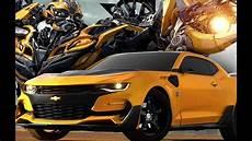 2017 Transformers 5 Bumblebee Camaro