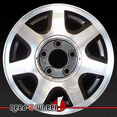 1994 1995 honda accord wheels for sale machined rims 63742