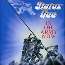 Status Quo In The Army Now Muziek Covers
