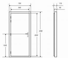 dimension standard porte d entrée dimension d une porte standard