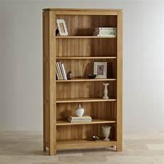 galway natural solid oak bookcase living room furniture