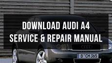 how to download repair manuals 2006 audi a4 seat position control download audi a4 service repair manual youtube