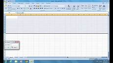 how to make excel 2007 cell bigger youtube