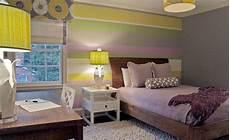 Desain Kamar Tidur Kreatif Penuh Warna Rancangan Desain