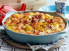 Kartoffel Kürbis Auflauf - kartoffelauflauf herzhafte ofen klassiker lecker