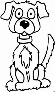 Gratis Malvorlagen Comic Suesser Hund Sitzend Ausmalbild Malvorlage Comics