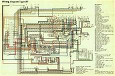 911 912 Porsche Factory Color Coded Wiring Diagrams 1965