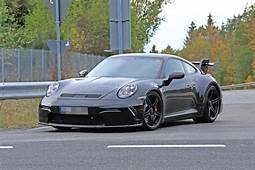 New 2020 Porsche 911 GT3 Prototype Shows Production Design
