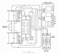 briggs and stratton power products 1813 1 100 automatic transfer switch parts diagram for