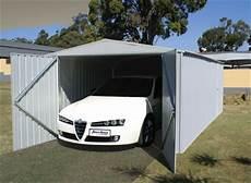 abri voiture pas cher garage en acier en metal galvanis 233 un abri voiture sur et pas cher promo