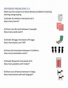division problem solving worksheets for grade 1 3rd grade division worksheets best coloring pages for kids