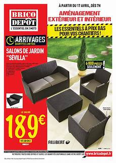 mobilier jardin brico depot brico depot table de jardin en resine table de lit