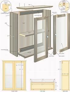 Bathroom Cabinet Plans Free bathroom cabinet woodworking plans woodshop plans