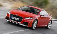 2018 Audi Tt Rs Coupe Drive Review Car And Driver