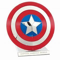 12 99 captain america s shield metal earth tinkersphere