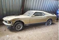 50 coolest barn finds classic rare muscle cars found