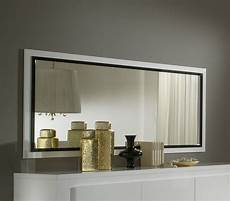 chambre grand miroir salon design miroir rectangulaire