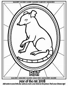 new year animals coloring pages 17108 year of the rat colouring page by crayola new year coloring pages coloring pages coloring