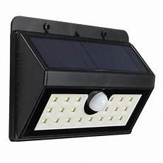 waterproof 20 led solar light outdoor led garden light