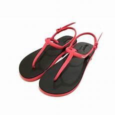 jual sandal fipper strappy black pink di lapak sandal fipper sandalfipper