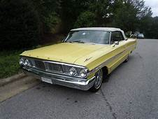 1964 Ford Galaxie 500XL Convertible Z Code 390ci Auto PS
