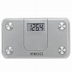Bathroom Scale Got by Homedics 174 Mini Bathroom Scale In Silver Bed Bath Beyond