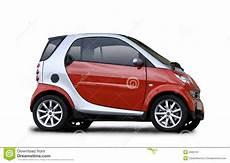 4 Kleine Autos - kleine auto stock afbeelding afbeelding bestaande uit