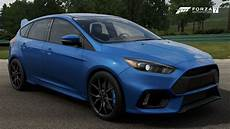 Ford Focus Rs 2017 Forza Motorsport Wiki Fandom