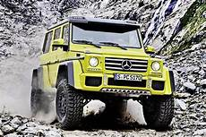 Time To Say Goodbye To The Mercedes G500 4 215 4 Squared Carbuzz