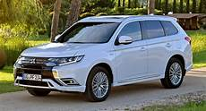 2019 Mitsubishi Outlander Phev Has More Power And Range