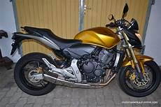 honda cb 600 hornet pc41 2007 motorradankauf