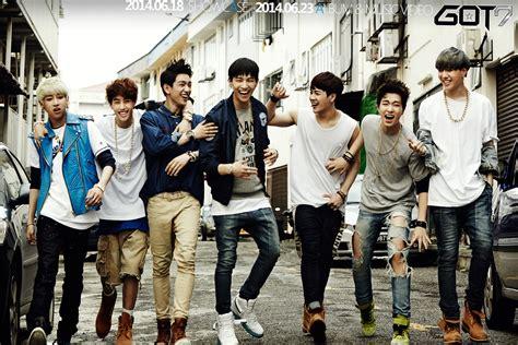 Got7 Members Height