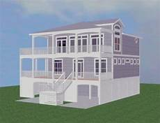 piling house plans elevated piling and stilt house plans coastal home plans
