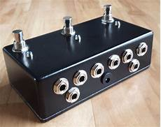 Guitar Loop Pedal True Bypass Pedal Board