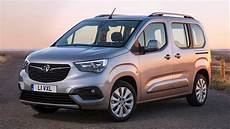 Vauxhall Combo 2018 Car Review