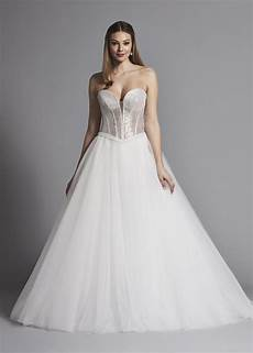 Corset Wedding Dresses glitter strapless gown wedding dress with corset