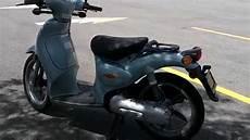 Aprilia Scarabeo 50cc Scooter 1999 Walk Around