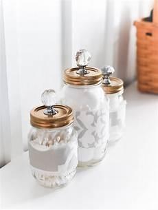 Bathroom Jar Storage by Jar Cozies Bathroom Storage It All Started With Paint