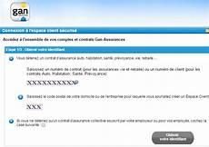 www ganassurances fr mon compte gan assurance en ligne