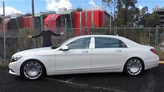 Mercedes Maybach S600 - the 200 000 mercedes maybach s600 is an luxury