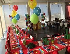 deco anniversaire mario mario bros birthday quot mario themed birthday