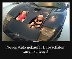 Neues Auto Gekauft Babyschalen Waren Zu Teuer Lustige