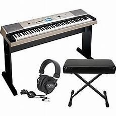 Yamaha Ypg 535 88 Key Portable Grand Piano Keyboard With