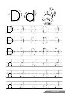 letter a tracing worksheets for kindergarten 23436 printable letter d tracing worksheet letter d worksheet letter tracing worksheets tracing