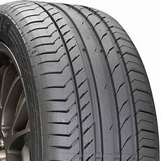 continental sport contact 5 ssr tires passenger