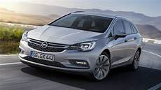 2017 Opel Astra Sports Tourer Pictures Photos Wallpapers