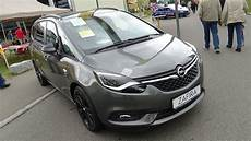 Opel Zafira C - 2017 opel zafira c active 1 4 turbo 103 exterior and