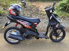 Modifikasi Motor Beat 2014 by Dhiyoburnama Dhiyo